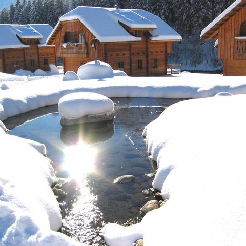 Urlaub am Bauernhof im Winter am Landgut Moserhof