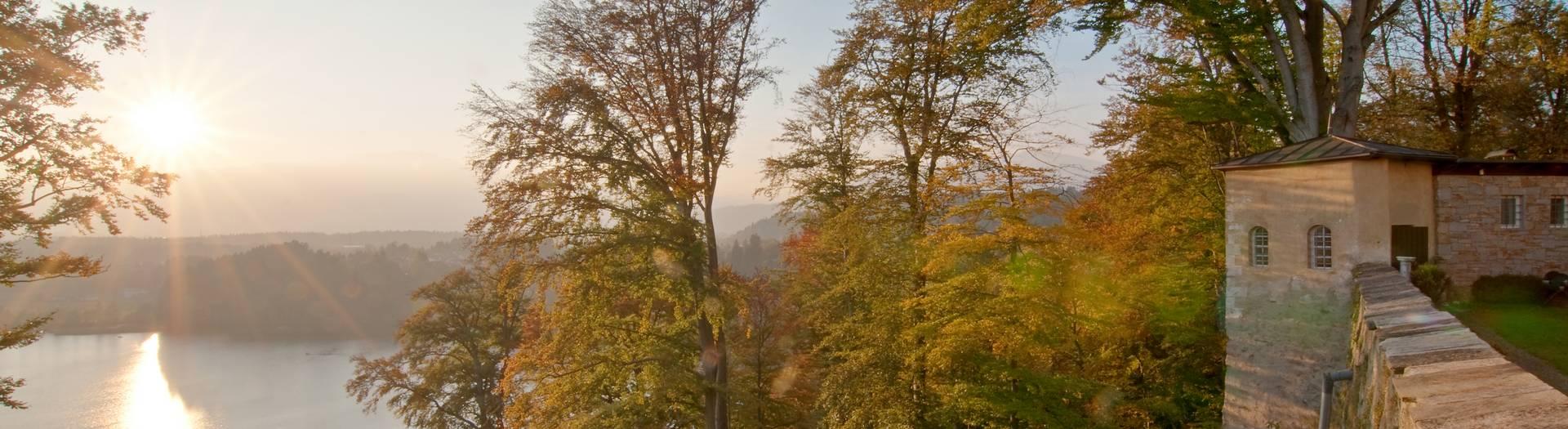Kloster Wernberg in der Region Villach
