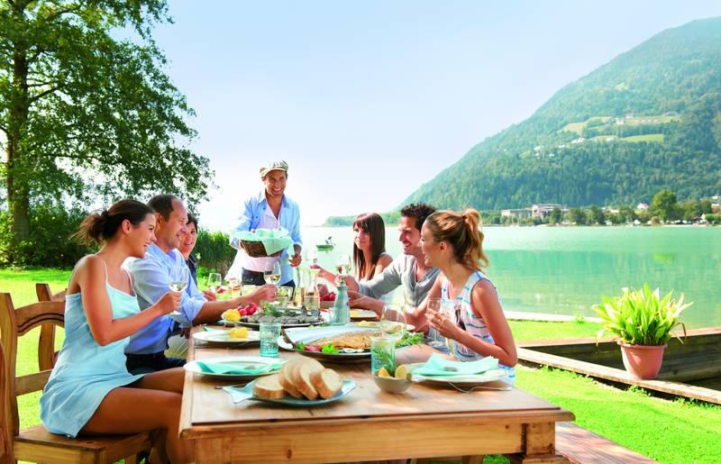 Kulinarik am Ossiacher See