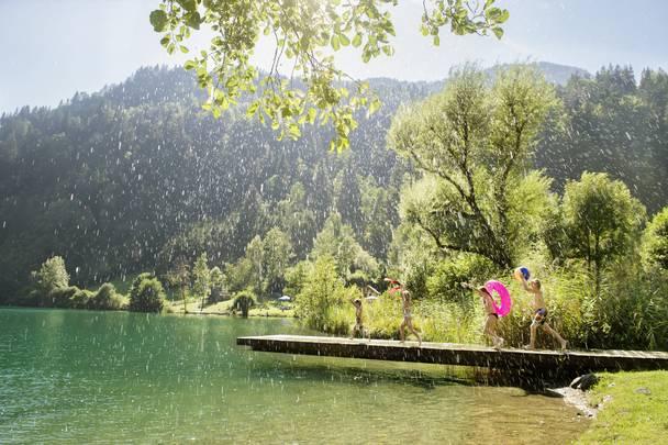 Geschmack der Kindheit - Sommerregen Afritzer See
