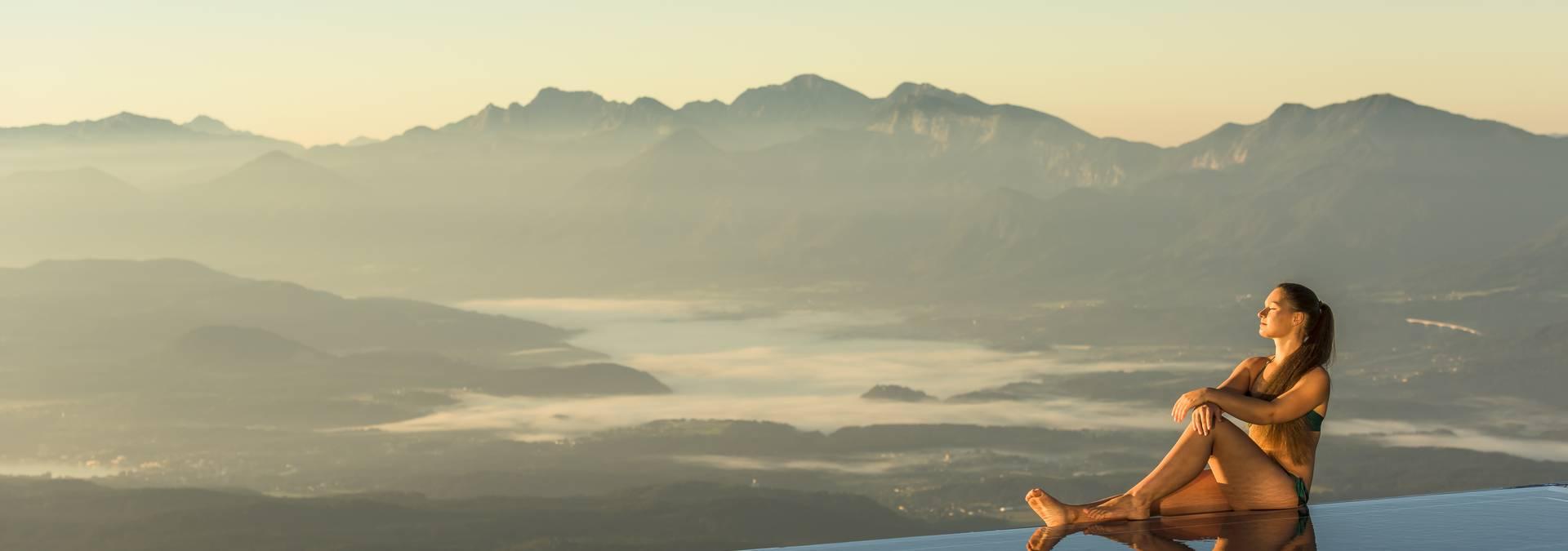 Mountain Resort Feuerberg auf der Gerlitzen Alpe
