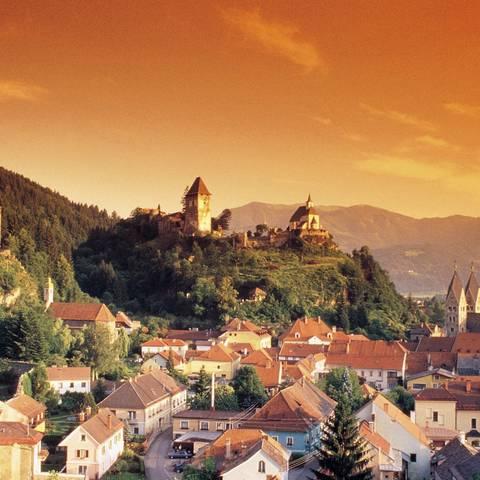 Städte in Kärnten