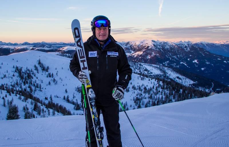 Ski vor 9 mit Franz Klammer