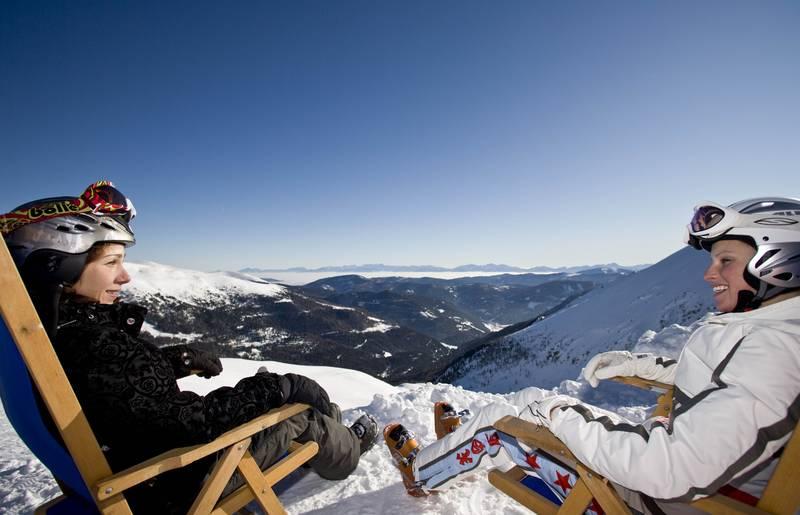 Turracher Hoehe Genuss bis auf 2205 m