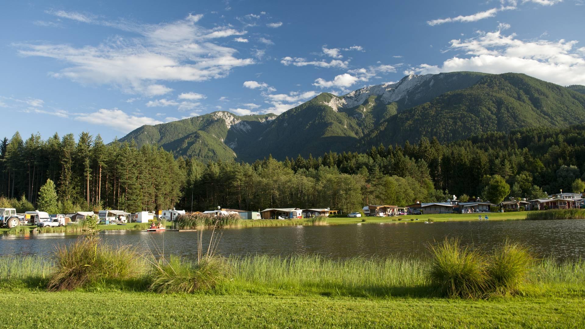 Camping am Pirkdorfersee