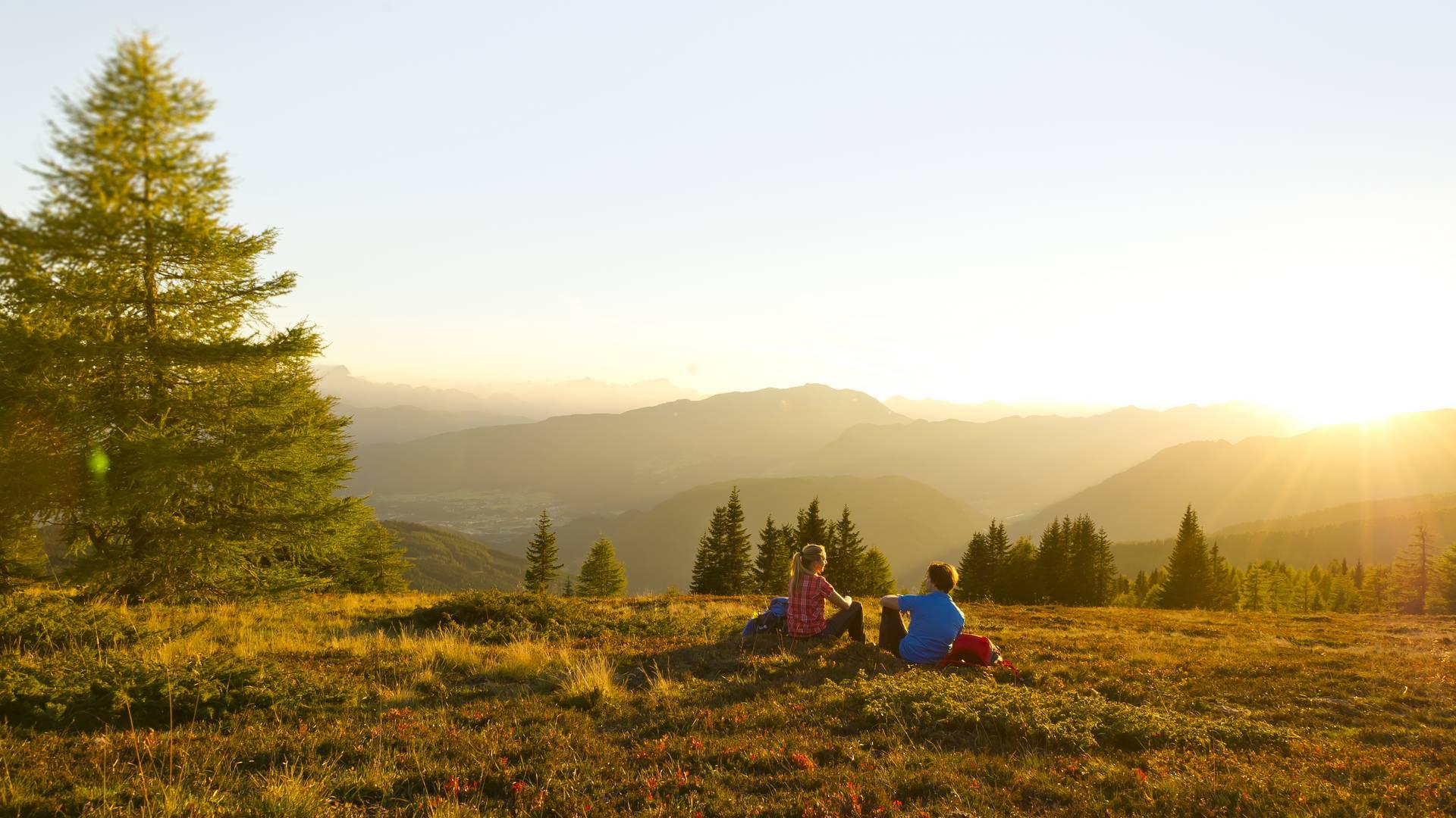 Gerlitzen Alpe ein Wandergenuss