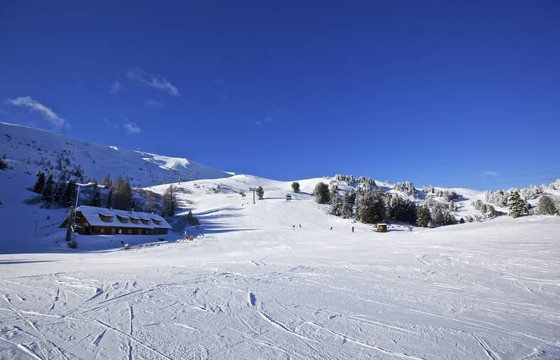 Turracher Hoehe Winter- und Skigenuss