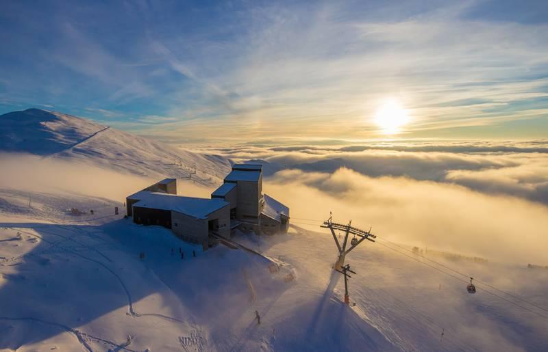 Bad Kleinkirchheim Skigebiet