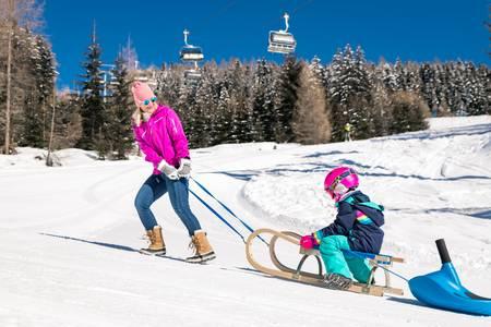 Oferta rodzinna na 6 nocy z karnetem narciarskim