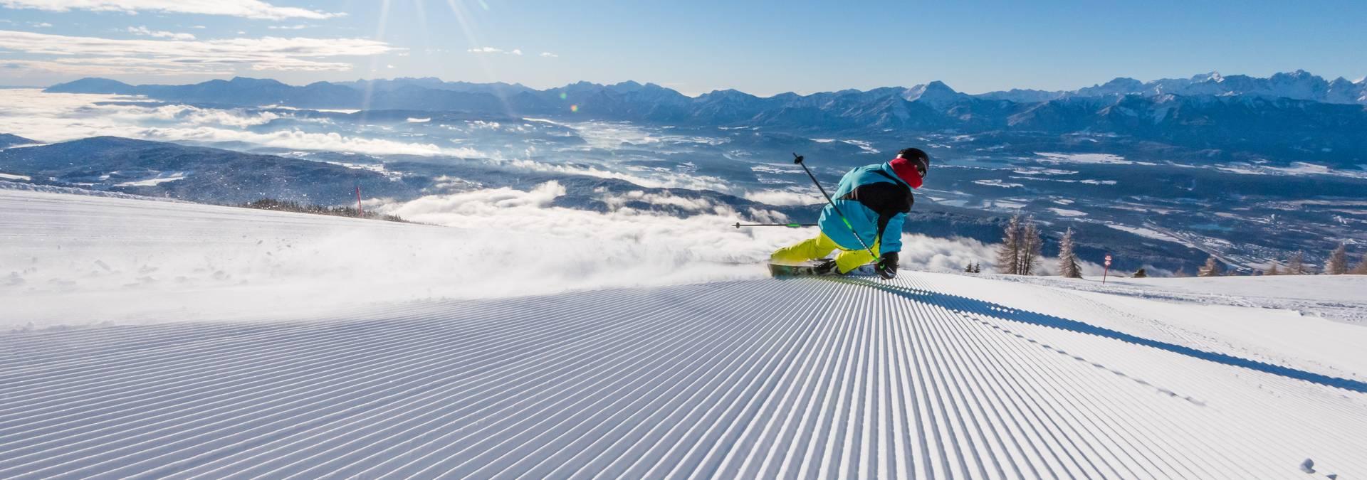 Skifahren Gerlitzen MichaelStabentheiner2