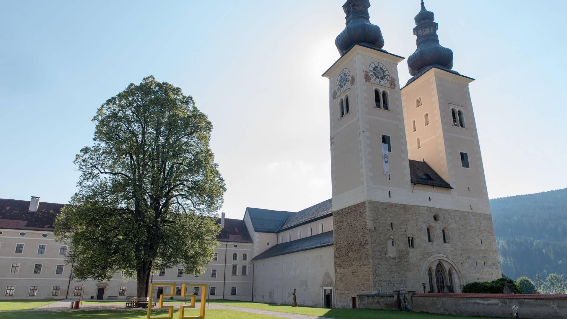 Dom zu Gurk Copyright Tourismusregion Mittelka rnten