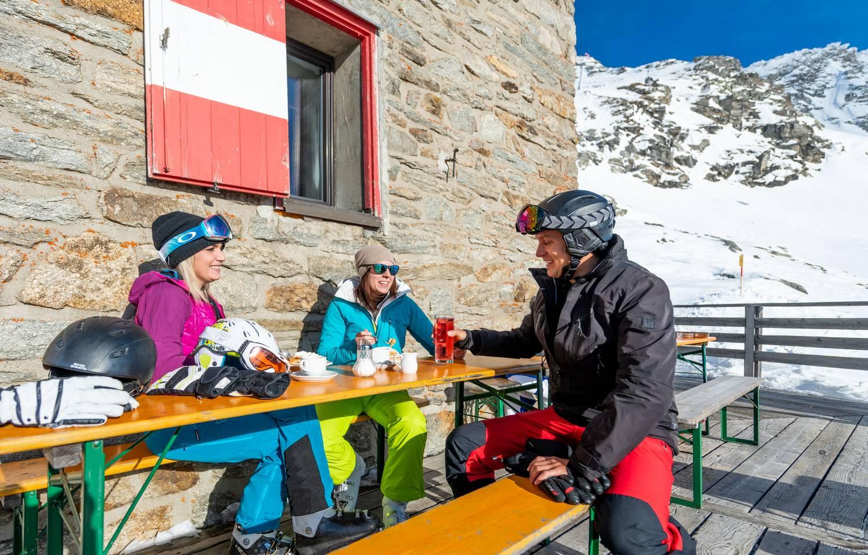 Moelltaler Gletscher Kulinarik