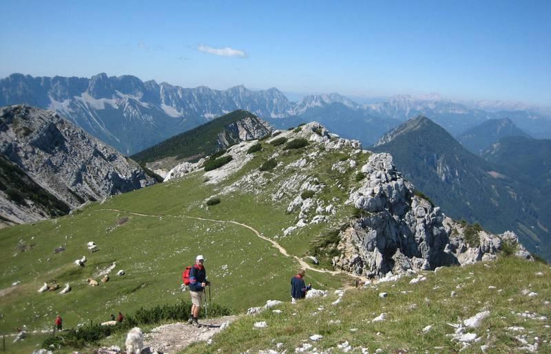 Wandern am Hochobir