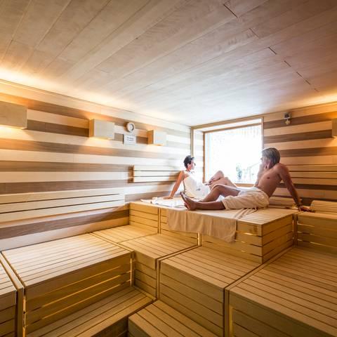 Nassfeld Falkensteiner Hotel Sonnenalpe sauna