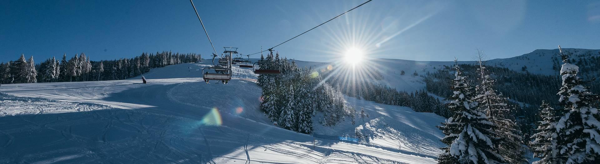 Goldeck Skigebiet