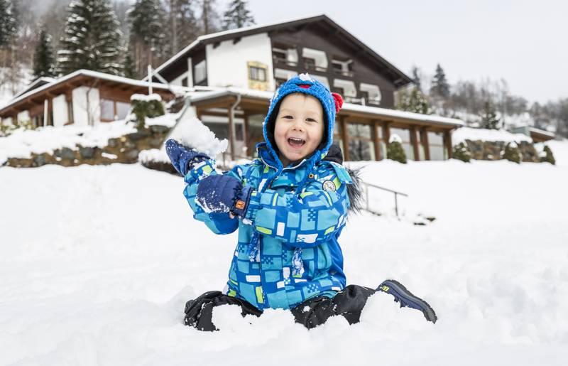 Hotel Birkenhof in Bad Kleinkirchheim_Spaß im Schnee