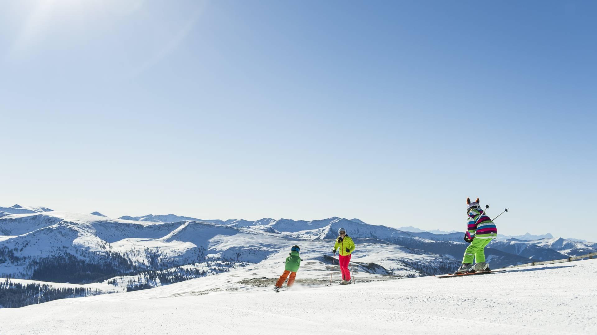 Katschberg_Skifahren