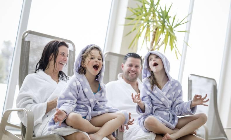 Heidi Hotel Wellness mit Familie