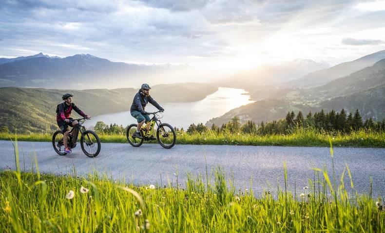 E-Motions – Das E-Bike Event am Millstätter See