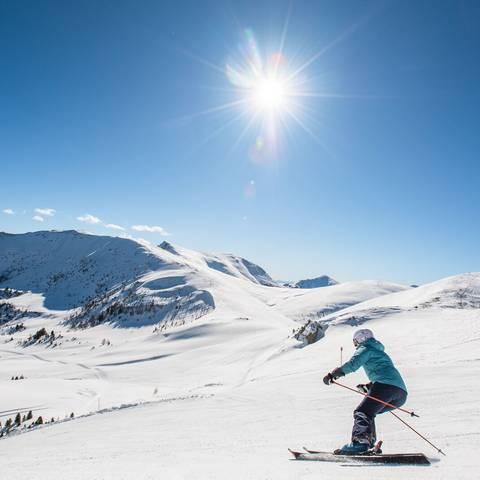 Innerkrems Skifahren