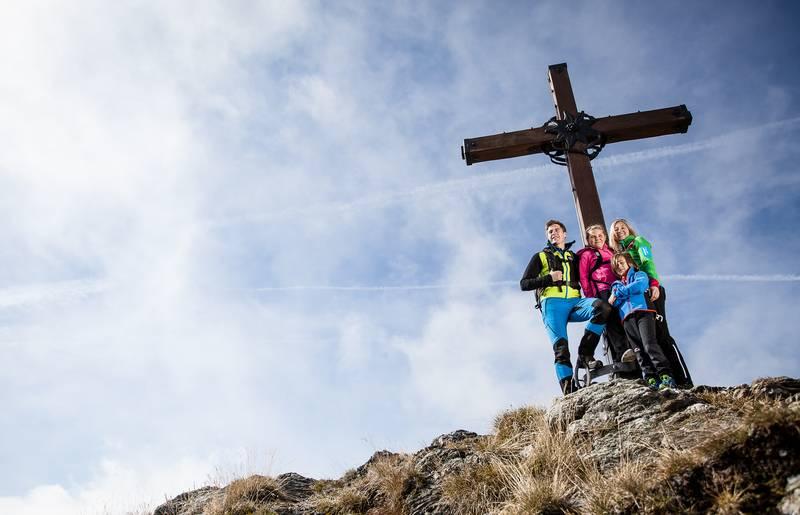 Wandergenuss am Sportberg Goldeck