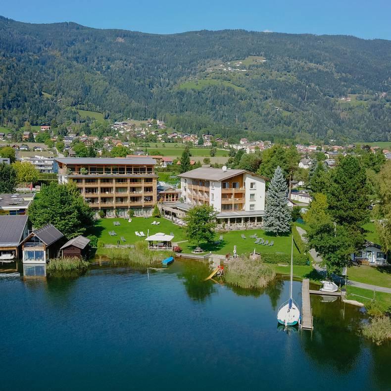 Hotel SeeRose am Ossiacher See