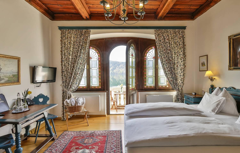 Hotel See-Villa am Millstätter See Zimmer