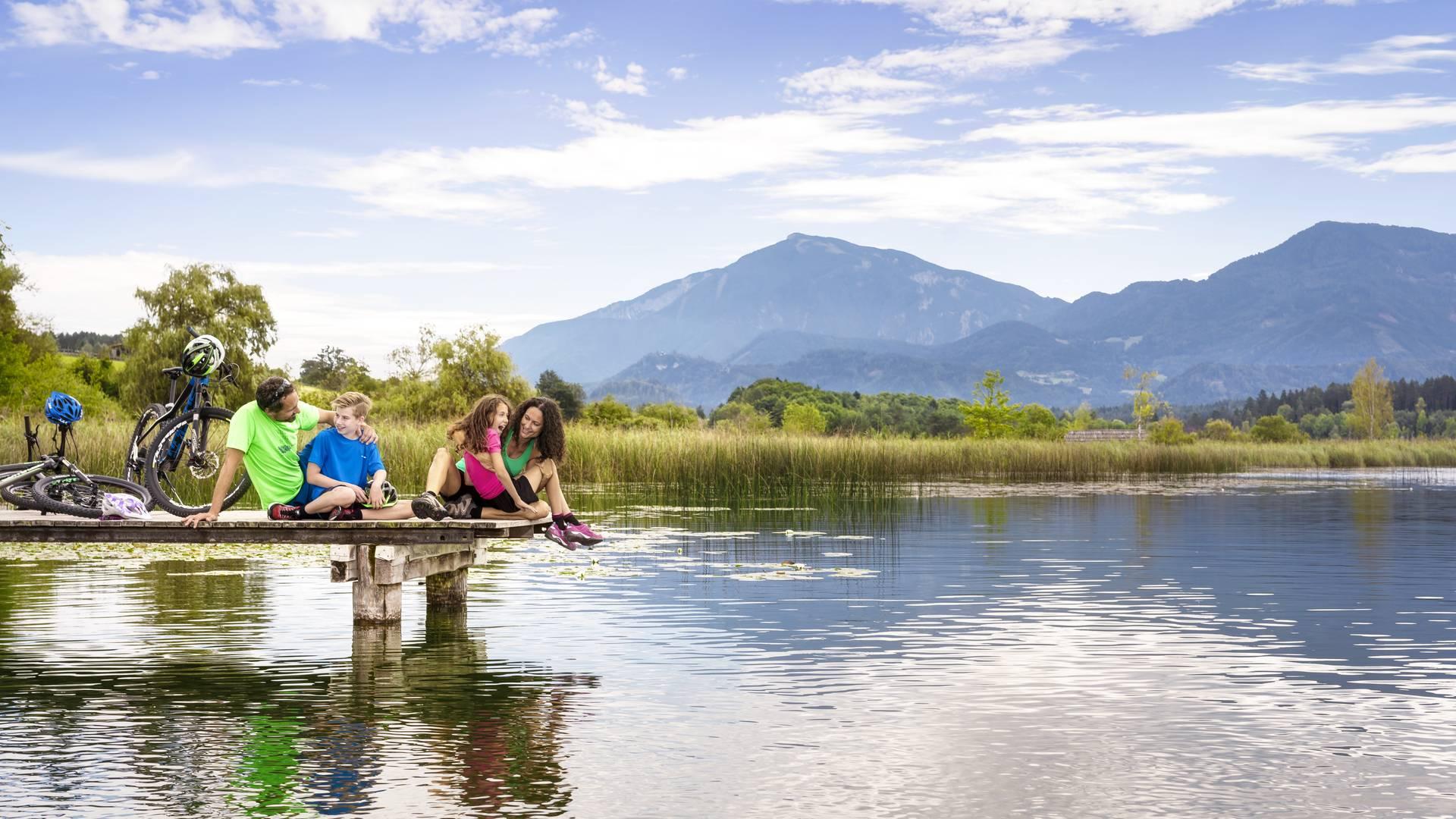 Klopeiner See und Ka rnten Werbung 2017 09 06 0481