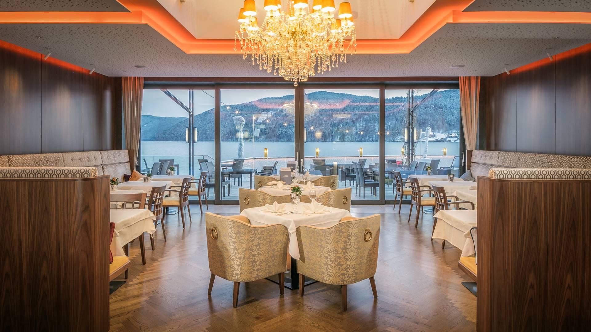 Hotel Forelle Restaurant