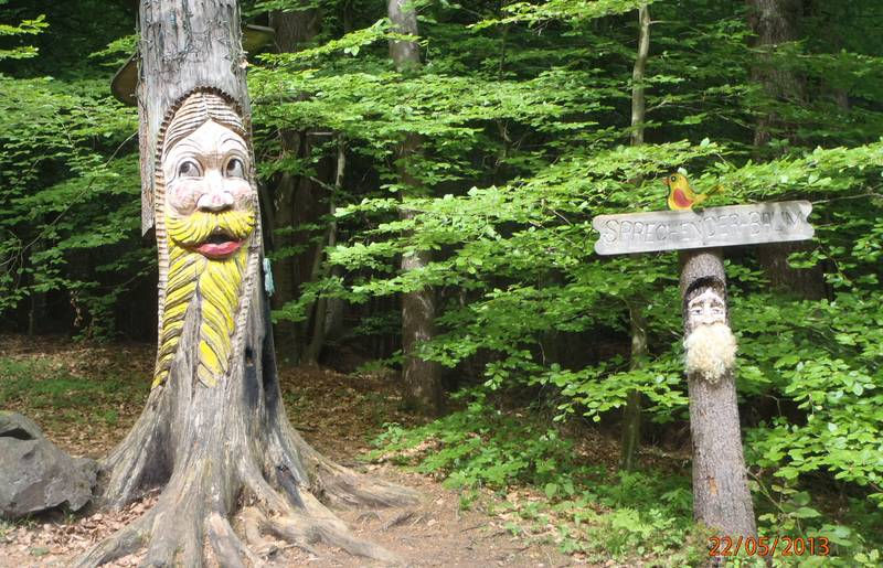 Familienparadies Reichenhauser Zauberwald