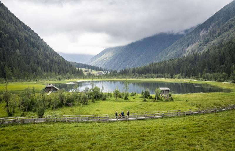 Mallnitz Stappitzer See