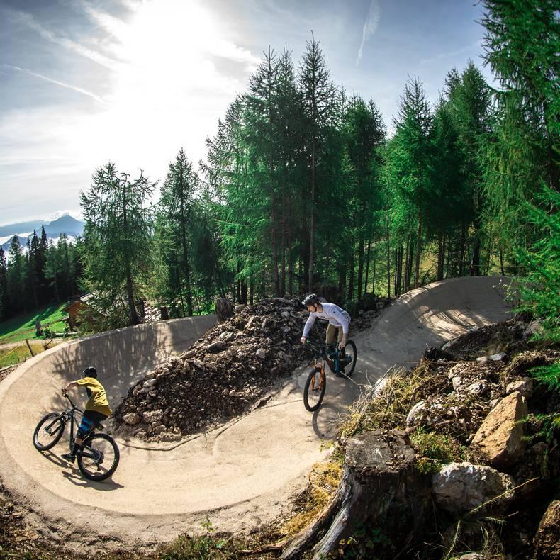 MTB Flow Trail Petzen Suedkaernten