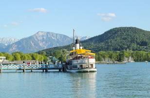 Woertherseeschifffahrt Ostbucht