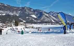 Gitschtal Skigebiet Zauberteppich