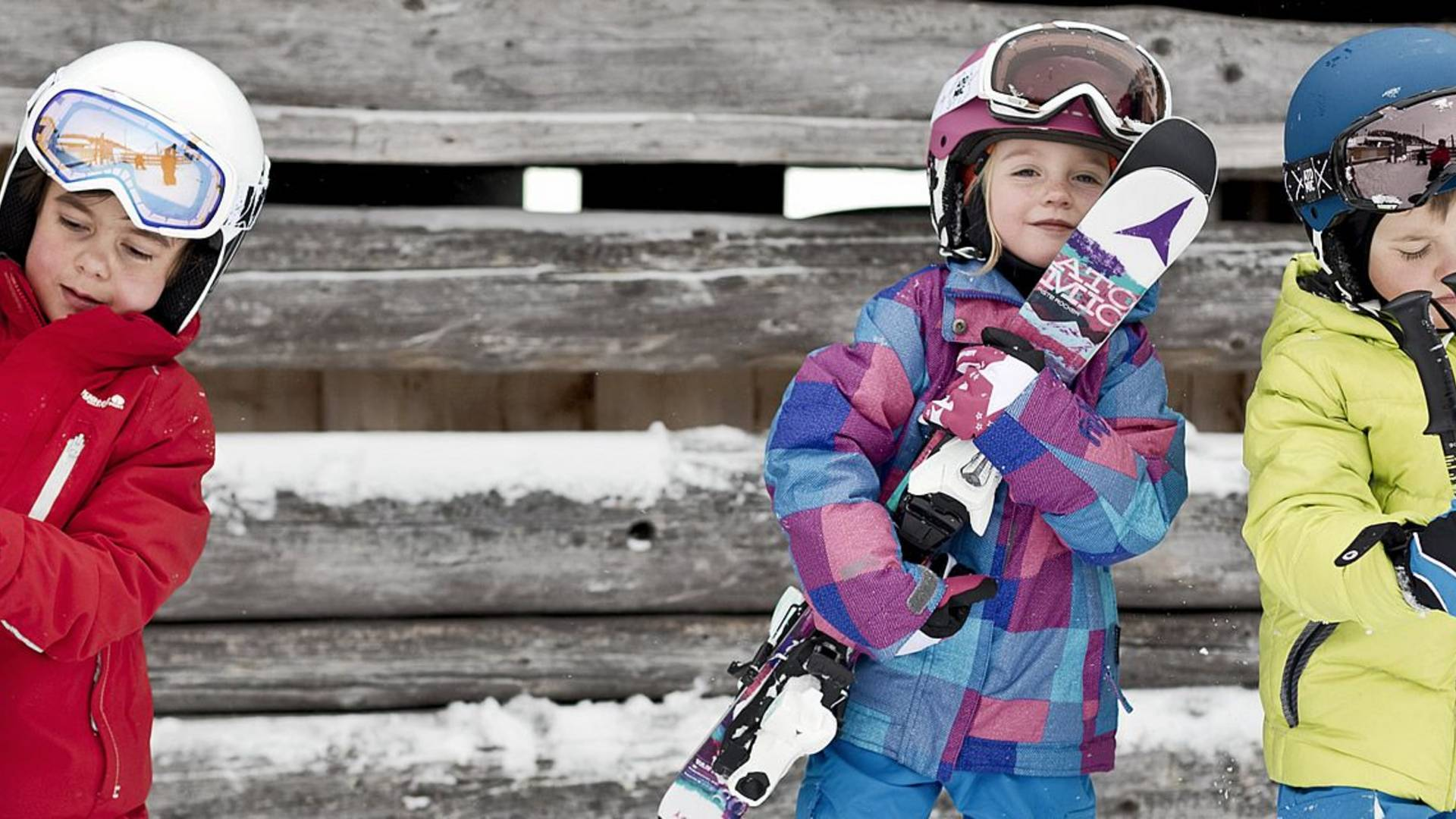 Kinderspass im Mountain Resort Innerkrems