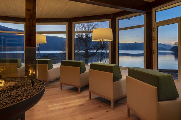 Romantik SPA Hotel Seefischer Ruheraum