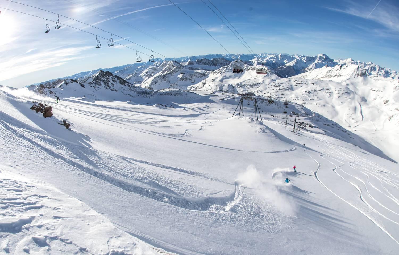 Mölltaler Gletscher - Ski Alpin