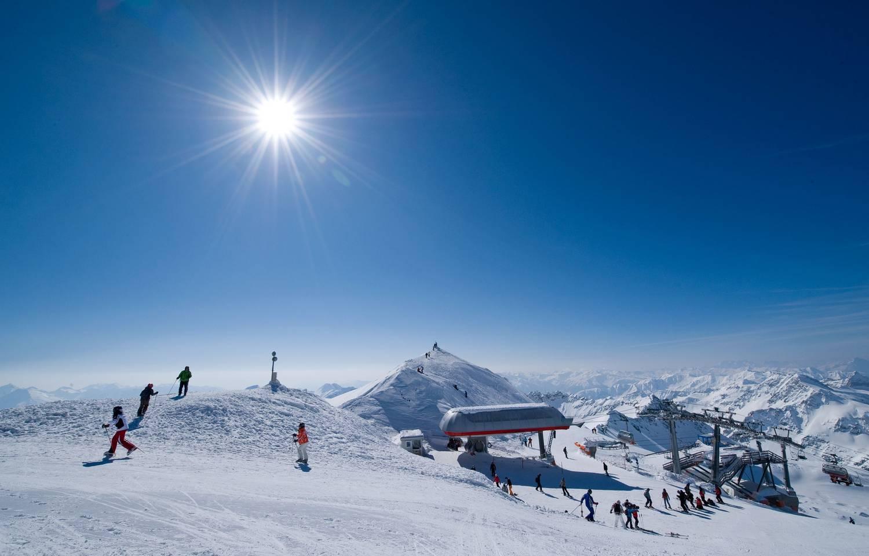 Moelltaler Gletscher Flattach