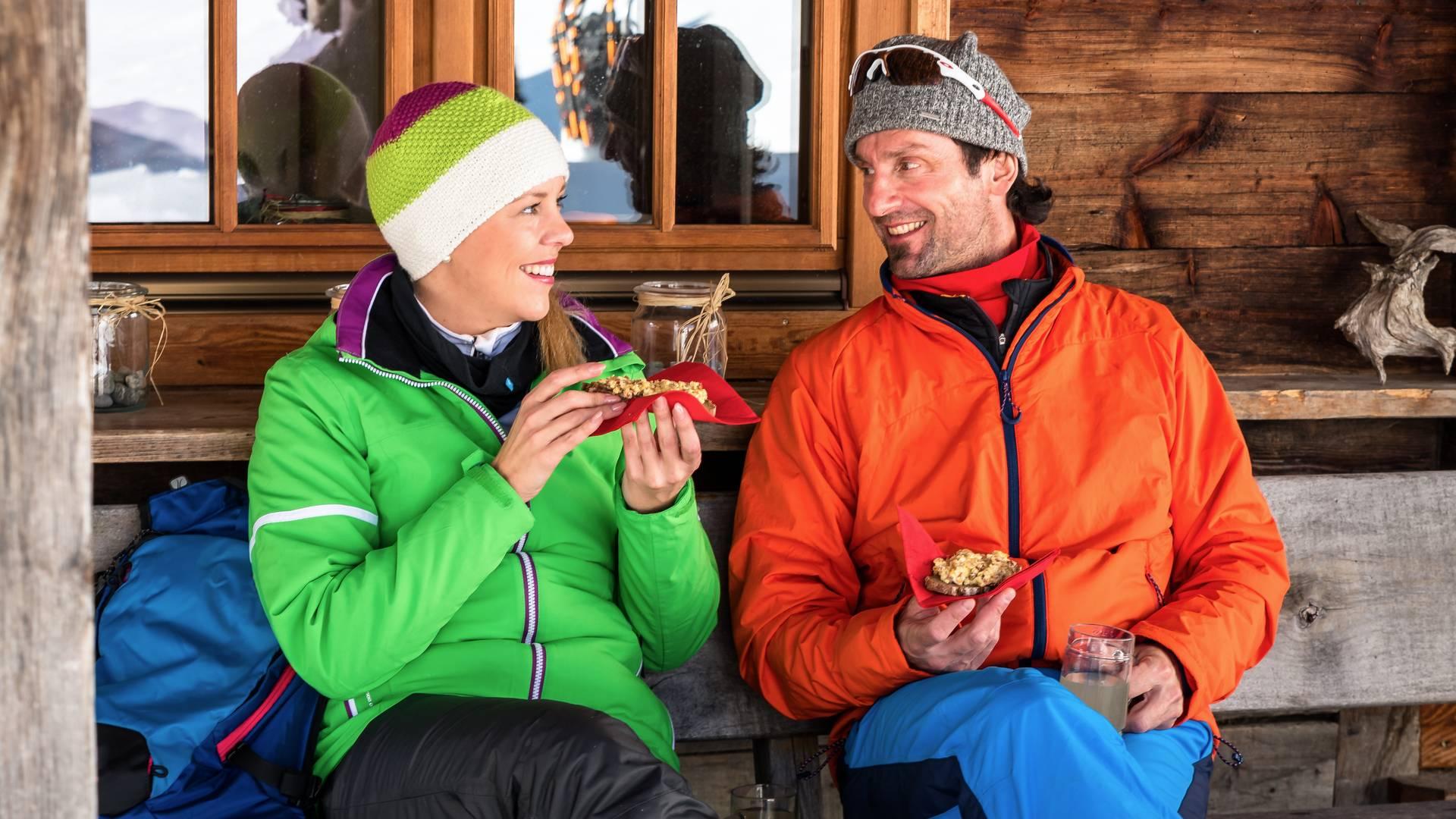 Gourmet im Schnee in Bad Kleinkirchheim