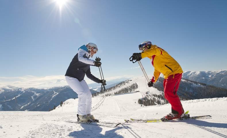 Hotel Pulverer_Sportschule Krainer_Skifahren lernen