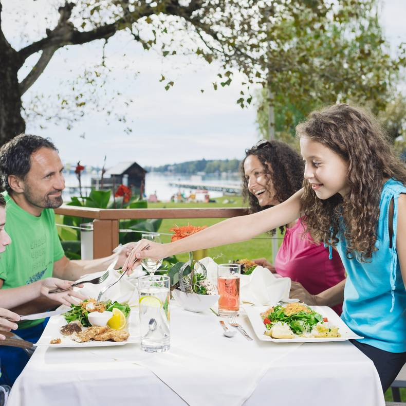 Kulinarikgenuss am Klopeiner See