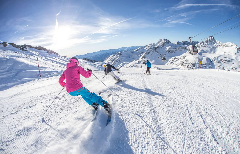 Moelltaler Gletscher Ski