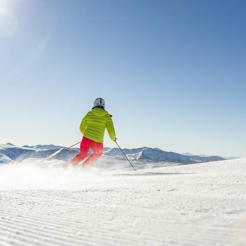 Skifahren am Katschberg c Franz Gerdl
